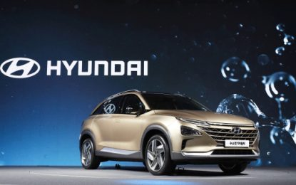 Hyundai steers towards hydrogen in low carbon line-up