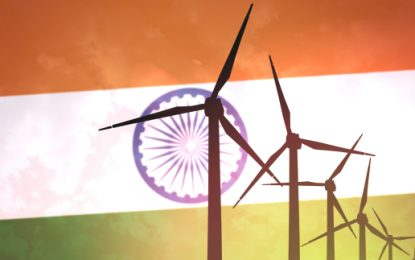 Quarter of Indian energy 'could go green by 2030'