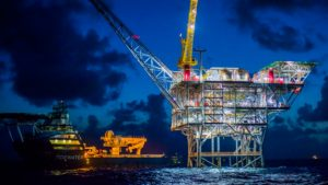 BP doubles up as new gas projects enter production