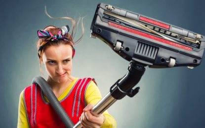 New energy rules for vacuum cleaners really suck
