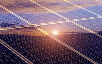 Solar capacity booming after sunny start to 2017