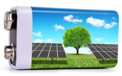 Solar and battery units 'won't work in UK'