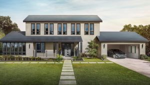 Tesla begins solar roof installations – Elon Musk goes first!