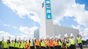 Northampton Uni opens £6.5m biomass energy centre