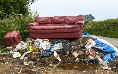 New partnership to put waste criminals in the bin