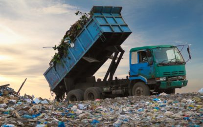 Government agencies team up to stop illegal waste carriers