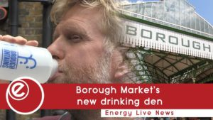 Borough Market's new drinking den