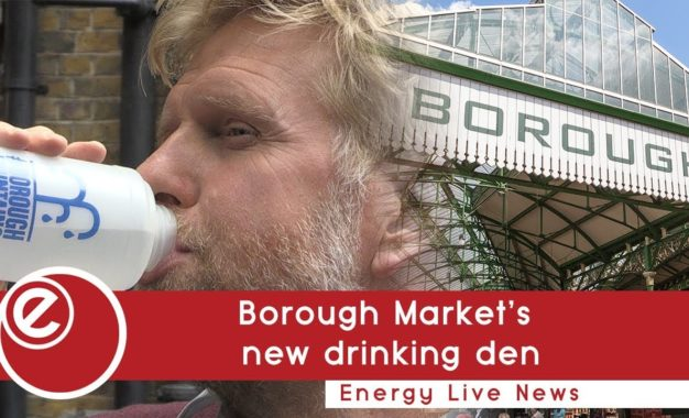 Borough Market's new drinking den
