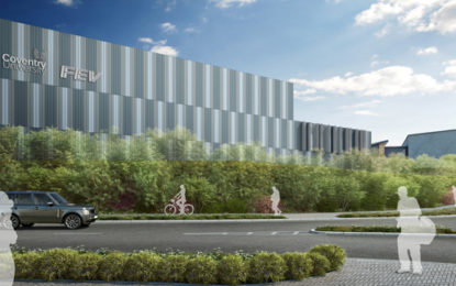 Coventry to host £30m clean transport lab