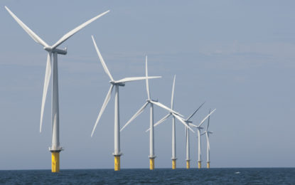 UK awards contract for world's biggest offshore wind farm