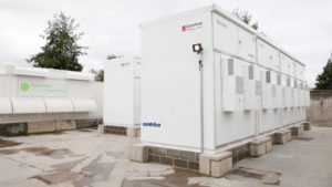 Centrica completes battery storage unit for council