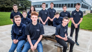 New wave of nuclear apprentices join project