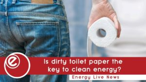 No need to get bogged down with loo roll power!
