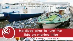 Maldives aims to turn the tide on marine litter