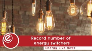 Competition driving record number of energy switching, says Energy UK boss