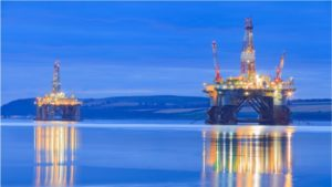 Scotlands oil and gas production up 2.9%