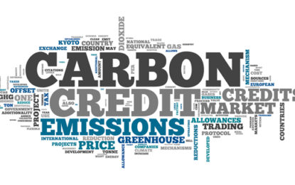 Governments pledge co-operation on carbon trading