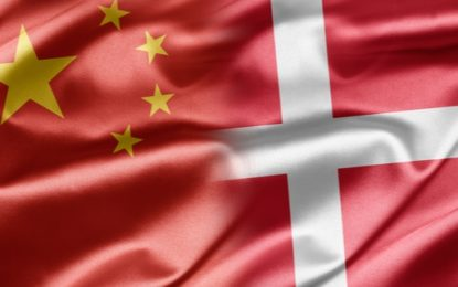 Denmark 'to assist China on offshore wind farm'