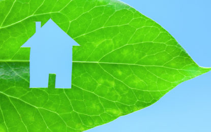 British homes 'a century off going fully green'