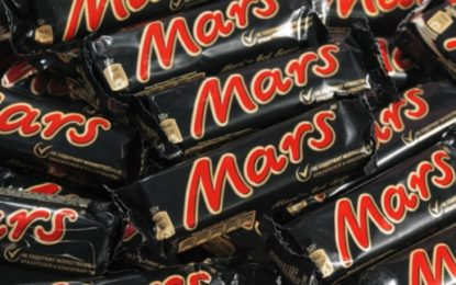 Mars to spend $1bn making snacks sustainable