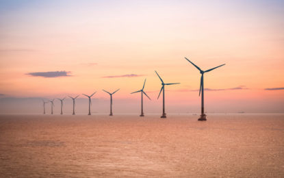 Dutch gas grid operator joins North Sea wind group