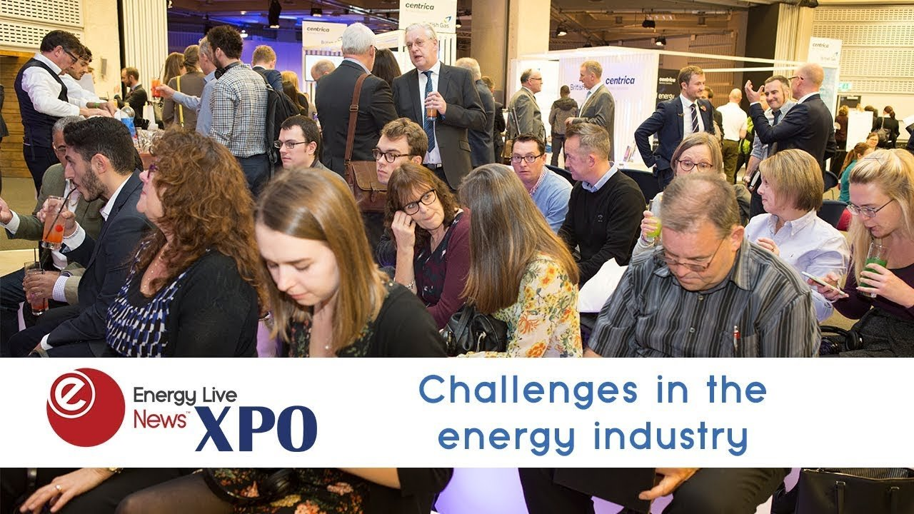 Challenges in the energy industry?