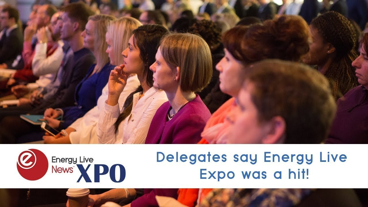 Energy Live Expo: Delegates say it was a hit!