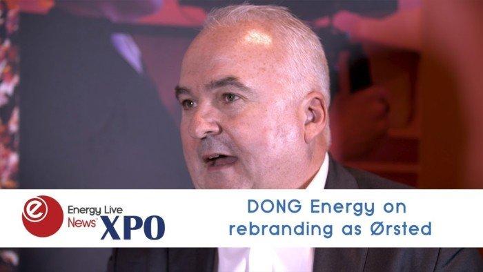 DONG Energy on rebranding as Ørsted