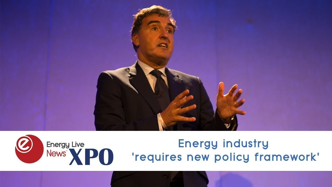 Energy industry 'must take lead on new policies'