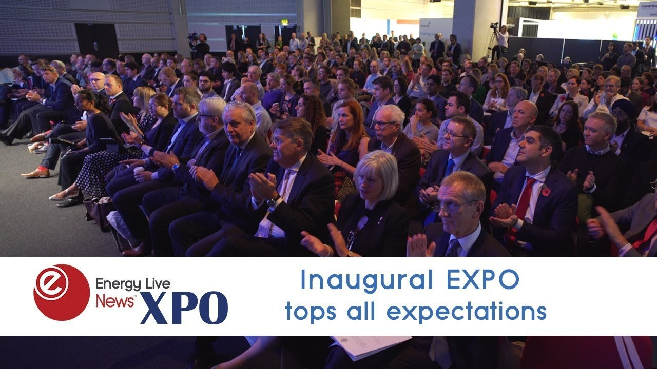 Inaugural Energy Live Expo tops all expectations