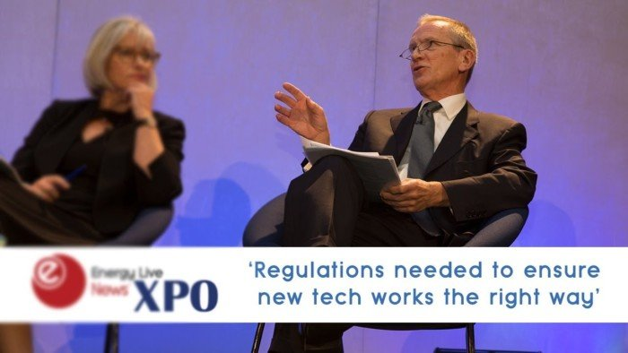 'Regulations needed to ensure new tech works the right way'