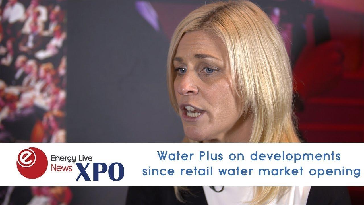 Water Plus on developments since retail water market opening
