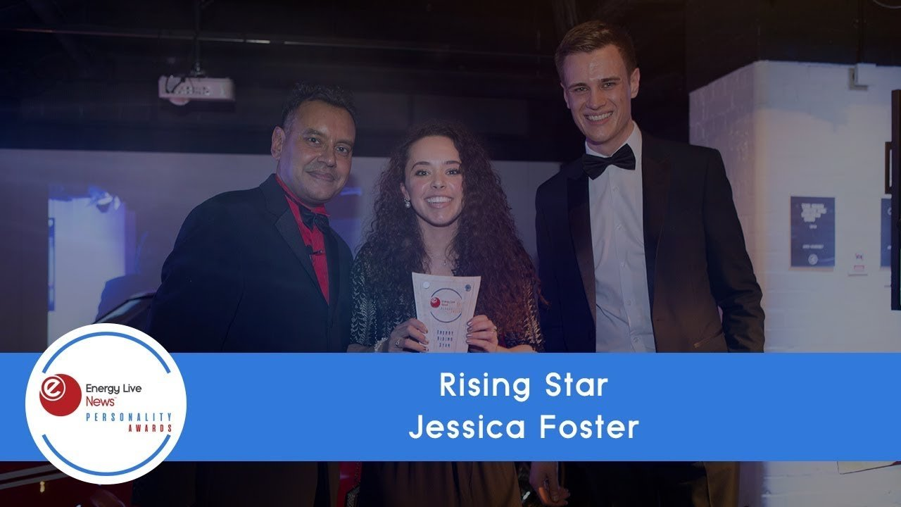 DW Sports' Jessica Foster is a Rising Star