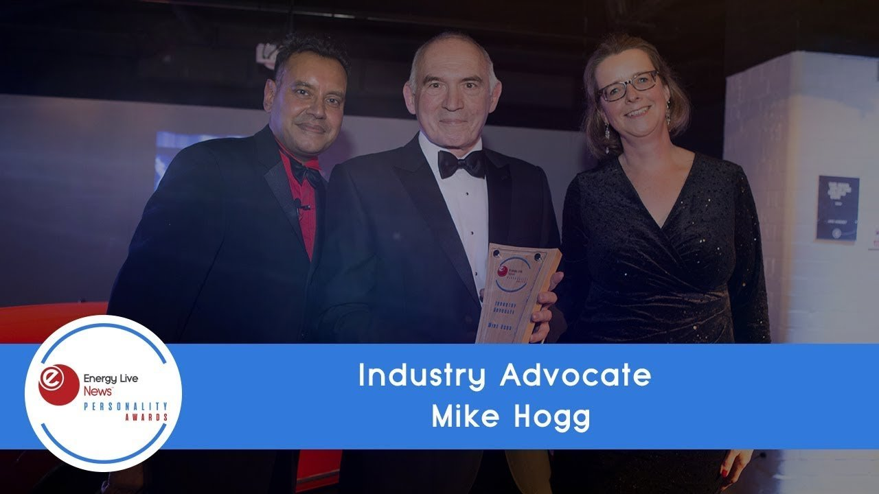 Industry expert Mike Hogg wins Industry Advocate award