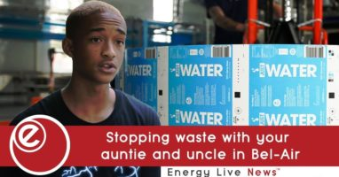 Stopping waste with your auntie and uncle in Bel-Air