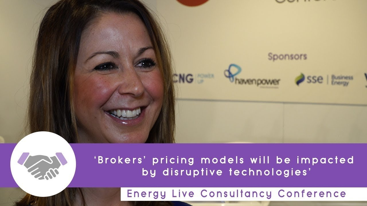 'Brokers' pricing models will be impacted by disruptive technologies'