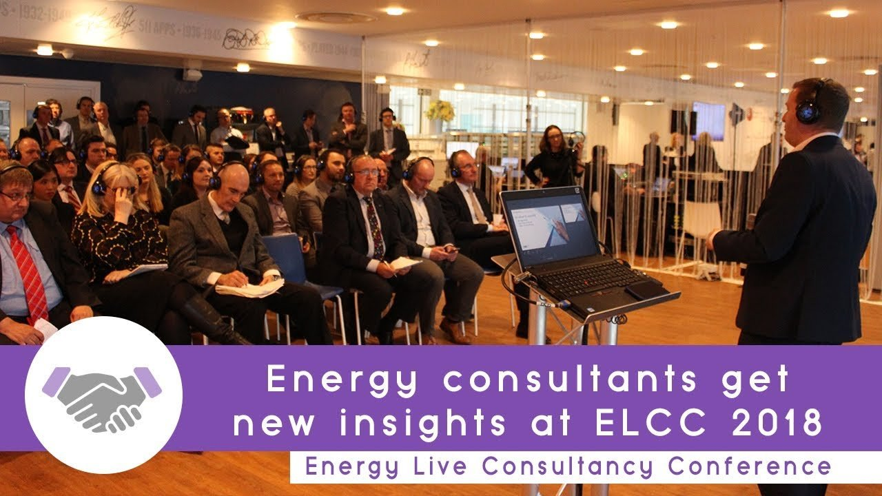 Energy consultants get new insights at ELCC 2018