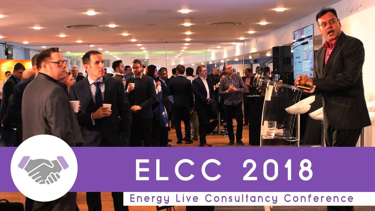 Energy Live Consultancy Conference 2018