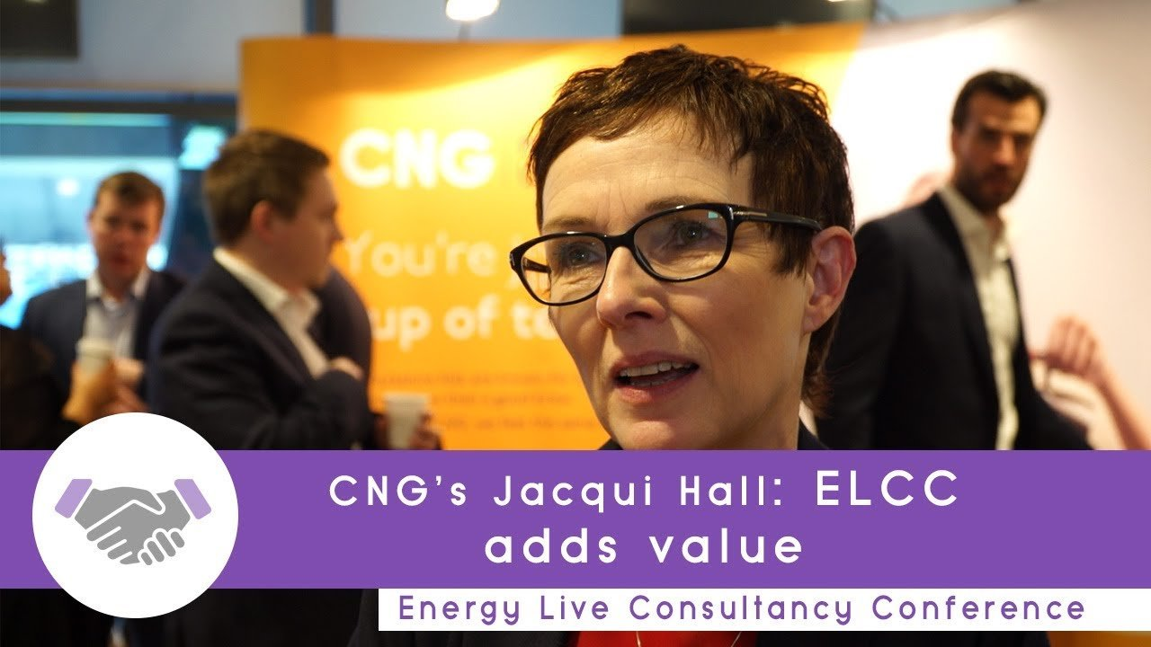 CNG's Jacqui Hall: ELCC adds value