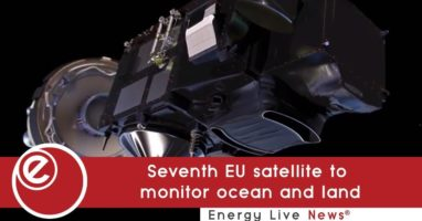 Seventh EU satellite to monitor ocean and land