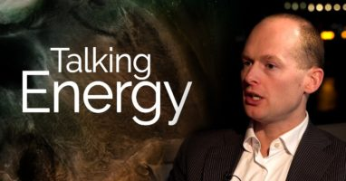 Talking Energy with Bas Lansdorp, CEO of Mars One