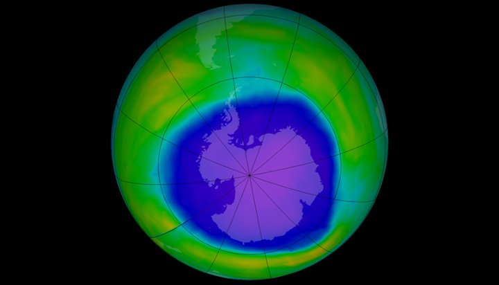 Banned ozone-destroying chemical makes a mysterious resurgence