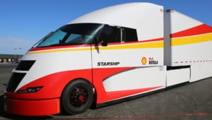 Shell venture keeps on trucking for fuel efficiency
