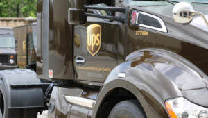 UPS commits to delivering 700 gas-powered trucks across US