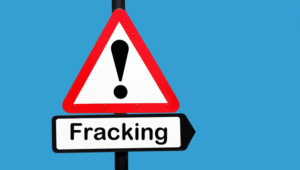 Government releases heavily redacted 'secret report' on fracking