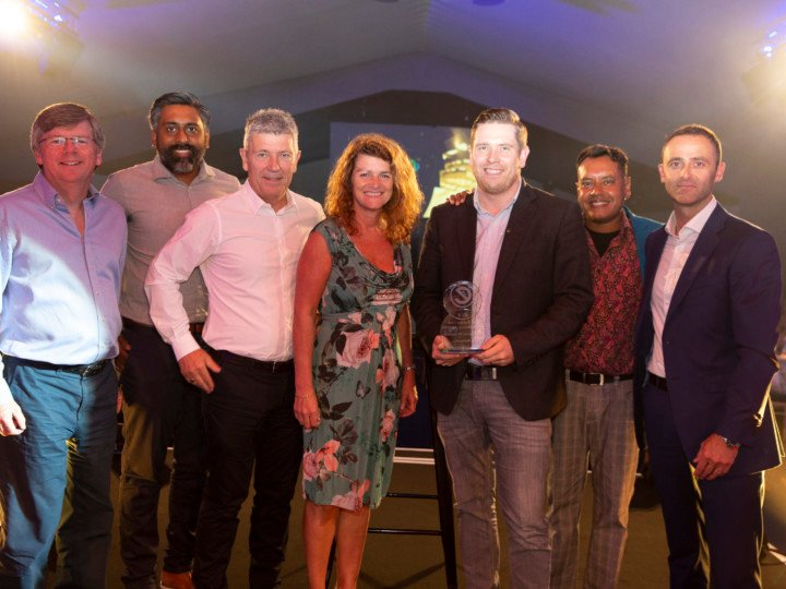 Amersesco wins The Consultancy of Tomorrow award, sponsored by Orsted