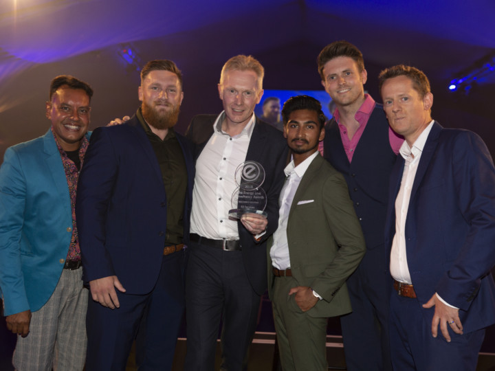E2 Services wins Best Energy Solution award, sponsored by SSE Business Energy