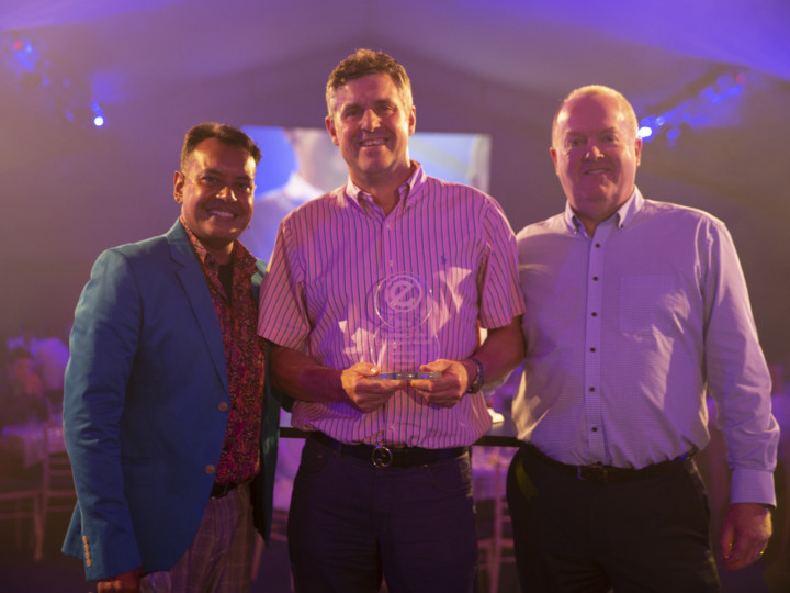 Rob Brown from Ecova wins Industry Expert award, sponsored by Water Plus