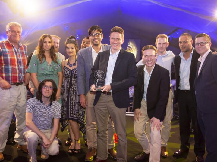 Ecova wins Best Advice award, sponsored by British Gas Business