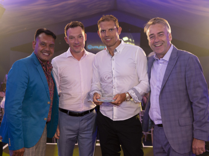 Utility Bidder wins the Sales Leaders of the Year award, sponsored by ELN